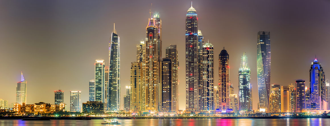 Dubai web slider