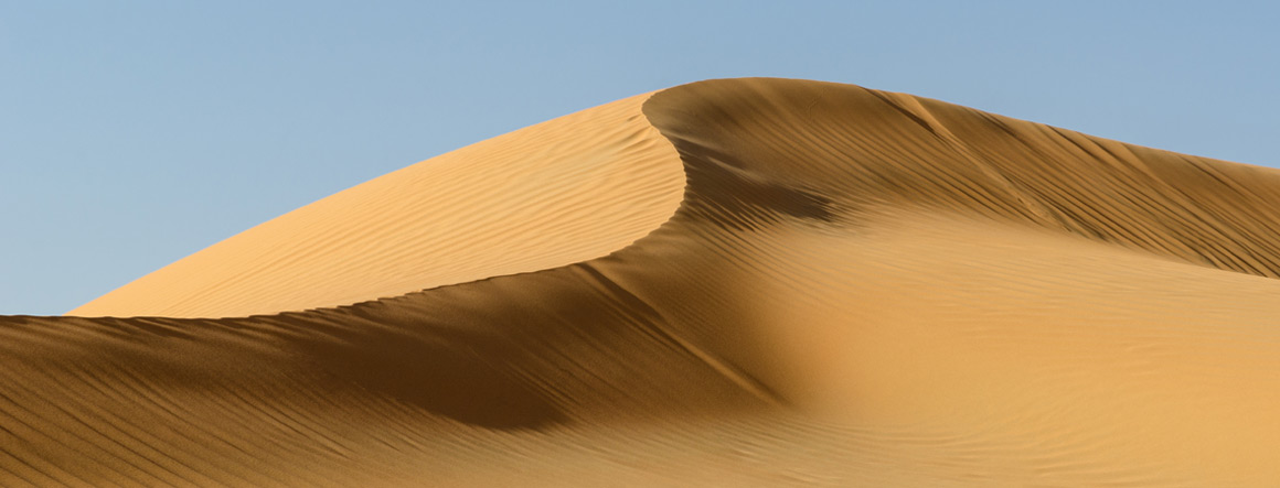 Middle East Sand Dune Lynwood Consulting Image