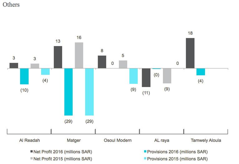 Saudi Financial Companies Others Graph Image